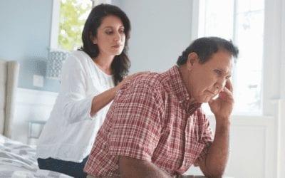 Grieving Spouse