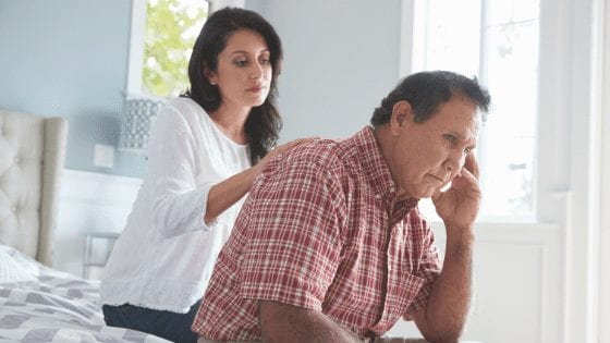 How you can Help your Grieving Parent when they Lose a Spouse