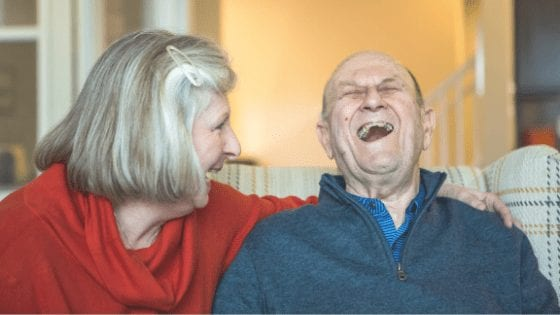 How to find Humor with a Loved One with Memory Loss